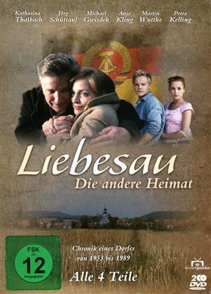Liebesau - Die andere Heimat - Komplettbox (Fernsehjuwelen, 2 DVDs)