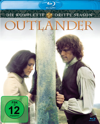 Outlander - Staffel 3 (5 Blu-rays)