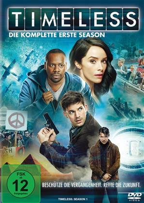 Timeless - Staffel 1 (4 DVDs)