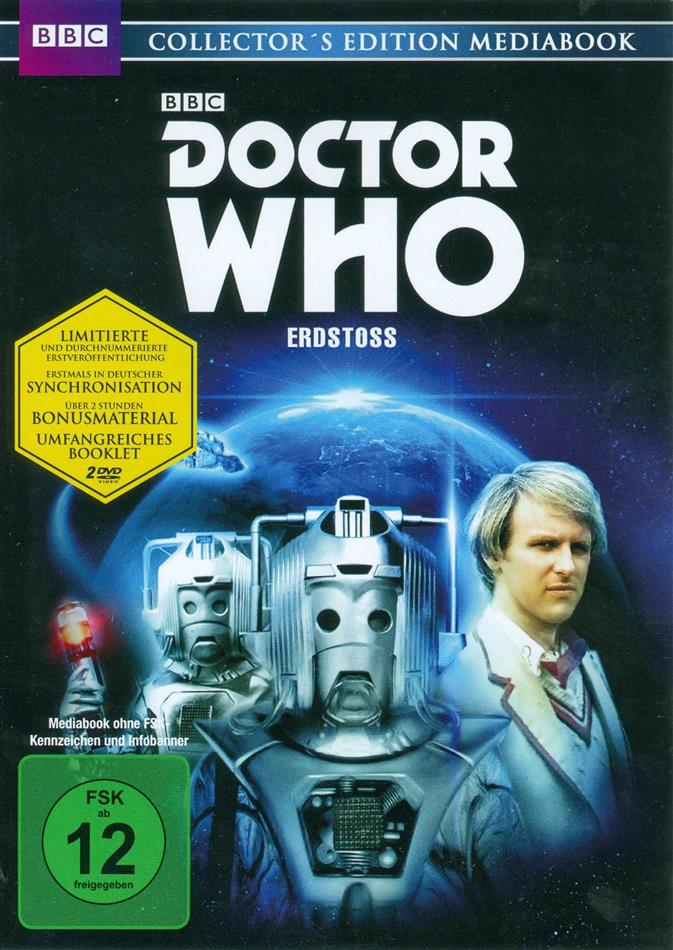 Doctor Who - Erdstoss (Collector's Edition, Limited Edition, Mediabook, 2 DVDs)