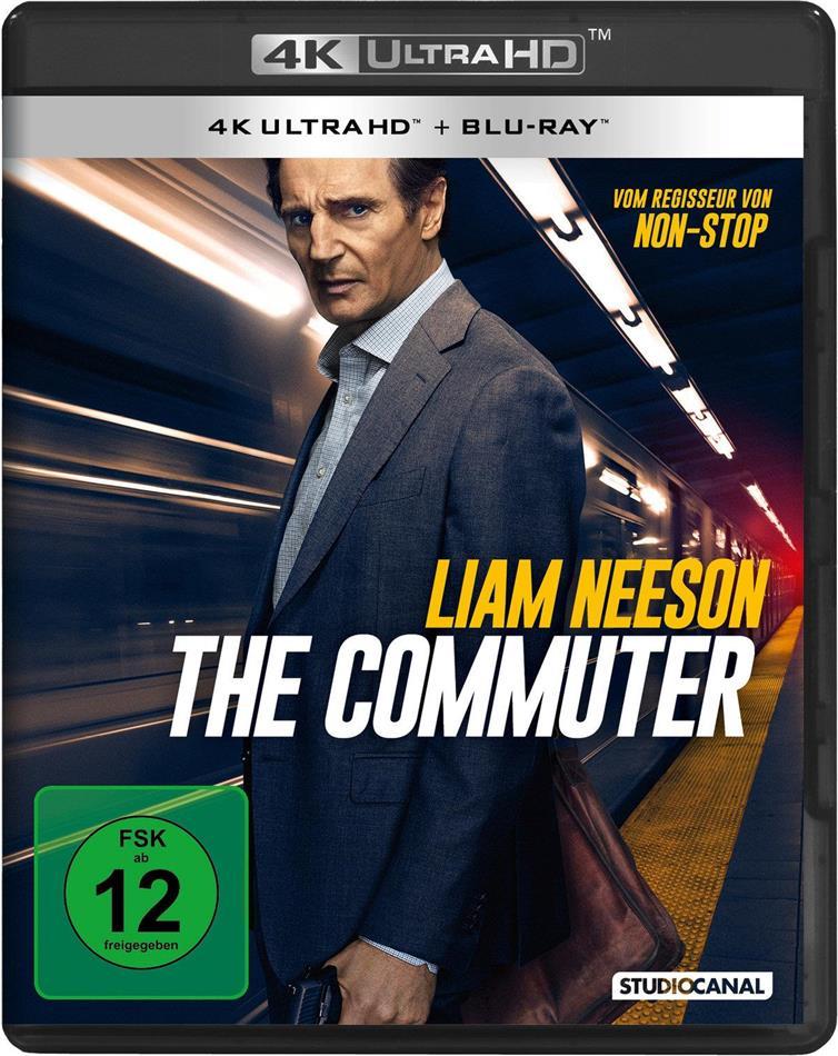 The Commuter (2018) (4K Ultra HD + Blu-ray)