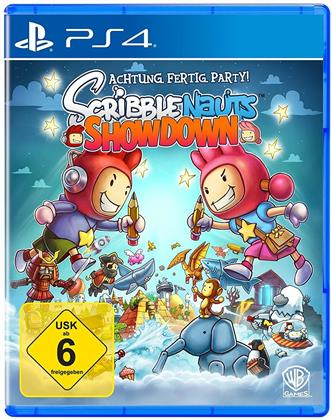Scribblenauts Showdown (German Edition)