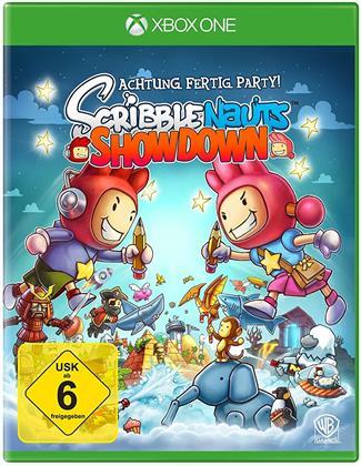 Scribblenauts Showdown (German Edition)