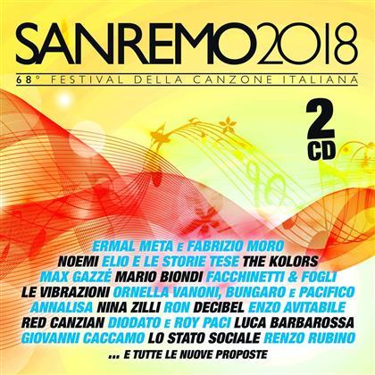 Sanremo - Various 2018 (2 CDs)