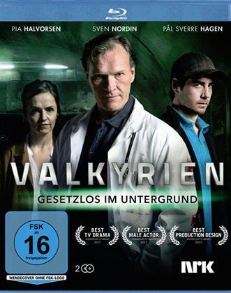 Valkyrien - Gesetzlos im Untergrund - Staffel 1 (2 Blu-rays)