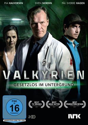 Valkyrien - Gesetzlos im Untergrund - Staffel 1 (2 DVDs)