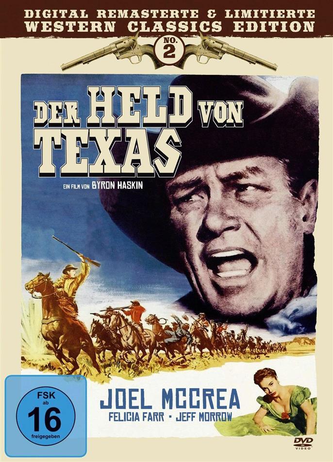 Der Held von Texas (1956) (Limited Edition, Mediabook, Remastered)