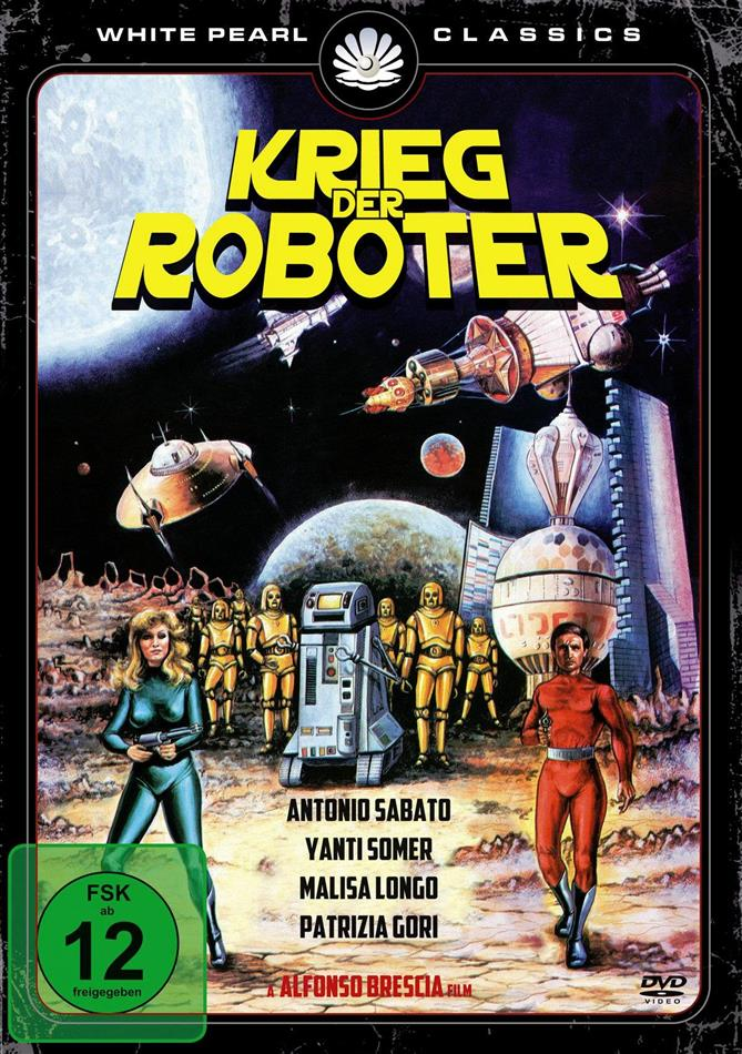 Krieg der Roboter (1978) (White Pearl Classics)