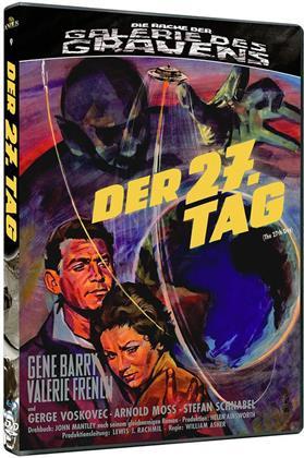 Der 27. Tag (1957) (Die Rache der Galerie des Grauens, s/w, Limited Edition, Blu-ray + DVD)