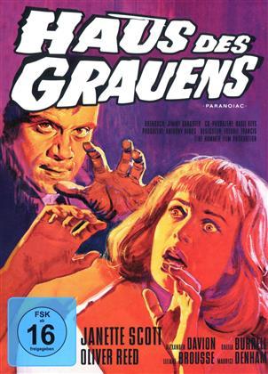 Haus des Grauens (1963) (Cover B, s/w, Limited Edition, Mediabook, Uncut)