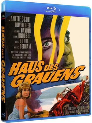 Haus des Grauens (1963) (Hammer Edition, s/w, Limited Edition, Uncut)