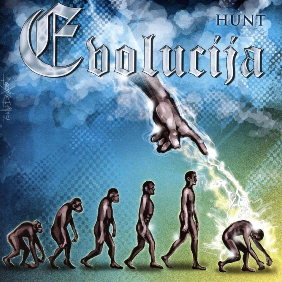 Evolucija - Hunt (2 CDs)