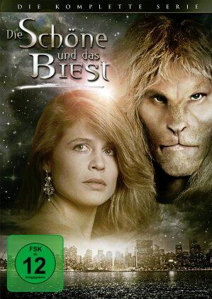 Die Schöne und das Biest - Die komplette Serie (1987) (15 DVDs)