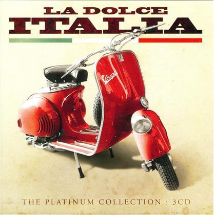 La Dolce Italia - The Platinum Collection (3 CDs)