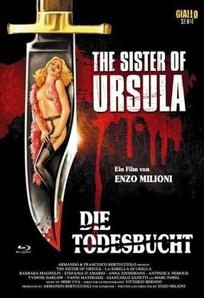 The Sister of Ursula - Die Todesbucht (1978) (Kleine Hartbox, Giallo Serie, Uncut)