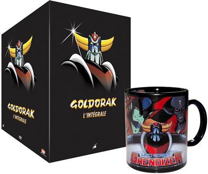 Goldorak - L'intégrale (+ Tasse, Limited Edition, 18 DVDs)