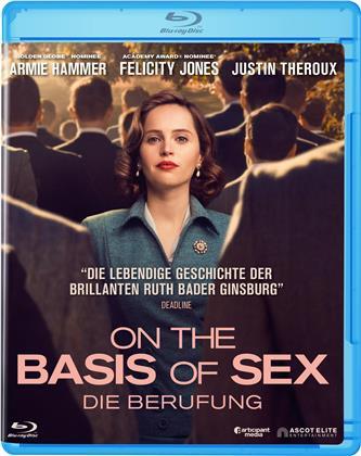 On the Basis of Sex - Die Berufung (2018)