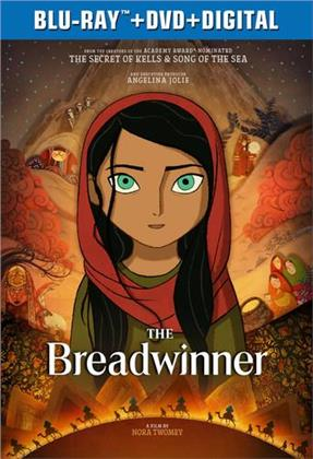 The Breadwinner (2017) (Blu-ray + DVD)
