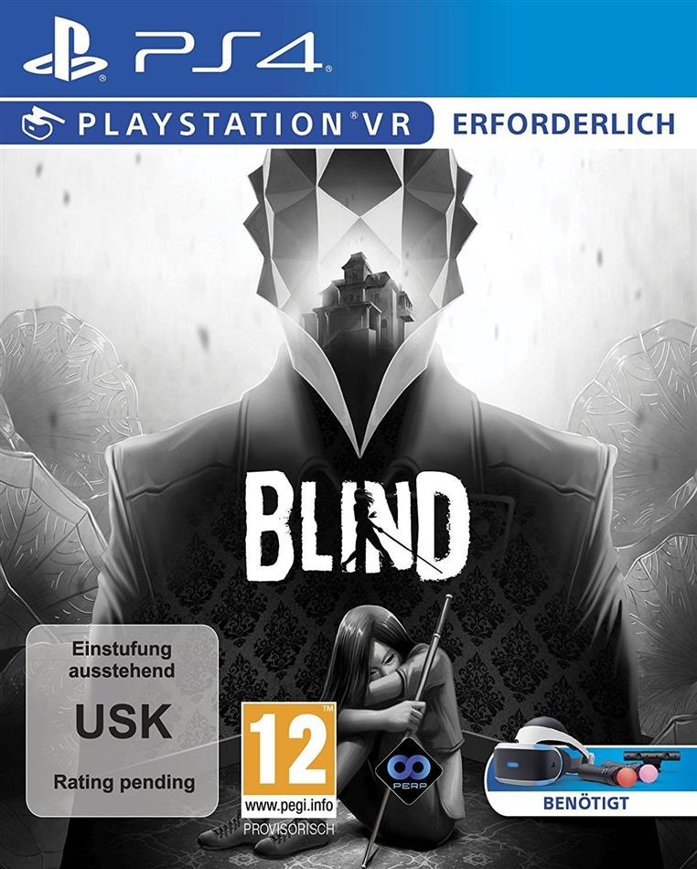 Blind VR (German Edition)