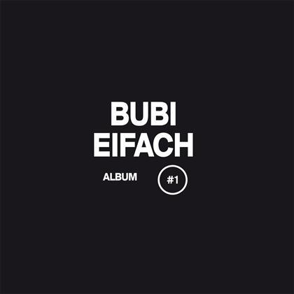 Bubi Eifach - #1 & #2 (2 LPs + Digital Copy)
