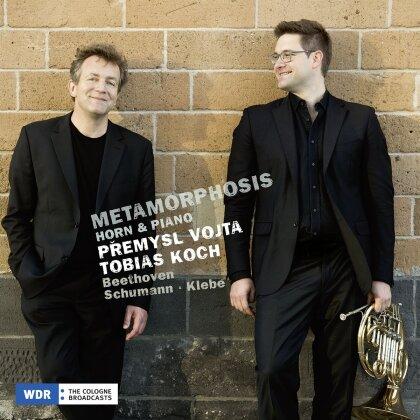 Premsyl Vojta & Tobias Koch - Metamorphosis