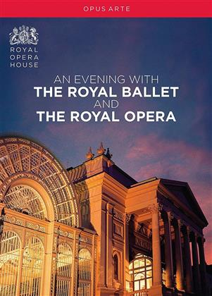 Royal Ballet, … - An Evening With The Royal Ball (Opus Arte, 2 DVDs)