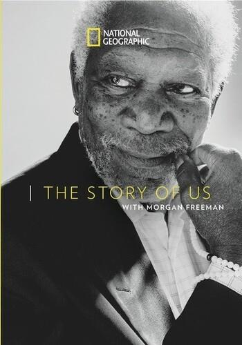 The Story Of Us - With Morgan Freeman (National Geographic, 2 DVD)