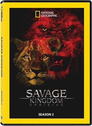 Savage Kingdom - Season 2 - Uprising (National Geographic, 2 DVD)