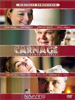 Carnage (2012) (Remastered)