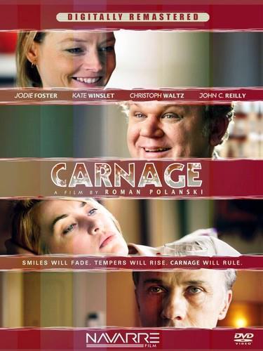 Carnage (2012) (Remastered)