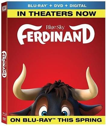 Ferdinand (2017) (Blu-ray + DVD)