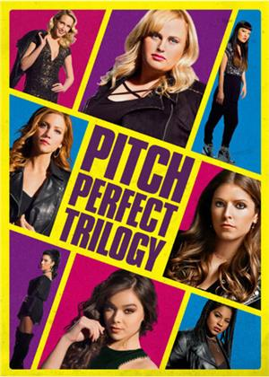 Pitch Perfect Trilogy (3 DVDs)