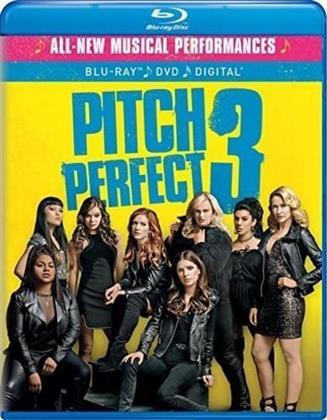 Pitch Perfect 3 (2017) (Blu-ray + DVD)