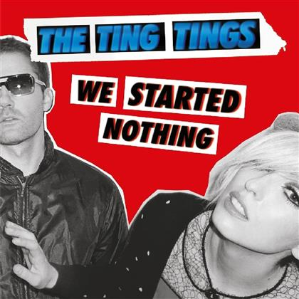 The Ting Tings - We Started Nothing (Music On Vinyl, LP)