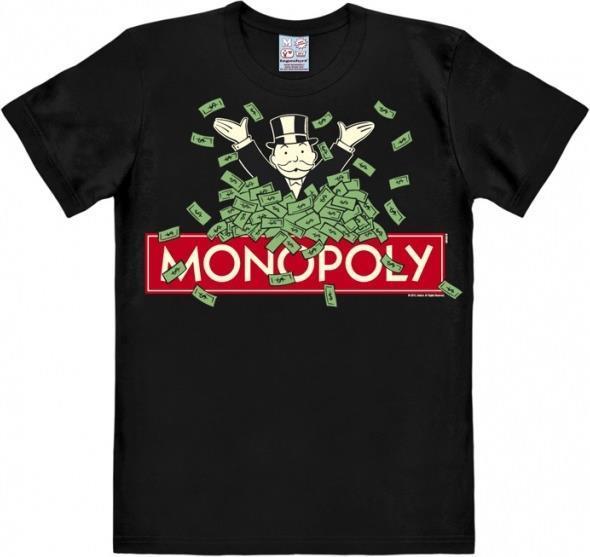 Monopoly - Logo - Grösse M