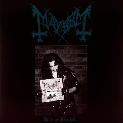 Mayhem - Live In Jessheim (2018 Reissue, LP)