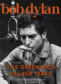 Bob Dylan - The Greenwich Village Years (Inofficial, 2 DVDs)