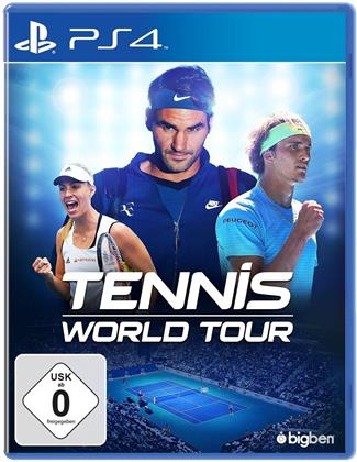 Tennis World Tour (German Edition)