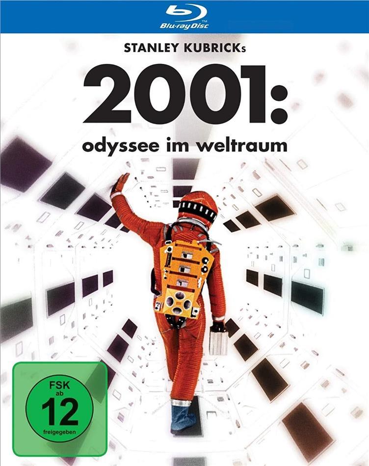 2001: Odyssee im Weltraum (1968) (50th Anniversary Edition)