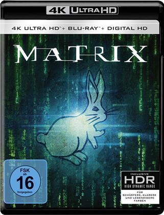 Matrix (1999) (4K Ultra HD + Blu-ray)
