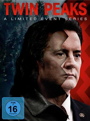 Twin Peaks - Staffel 3 - A Limited Event Series (10 DVDs)