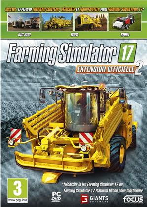 Farming Simulator 2017 - Extension Officielle 2