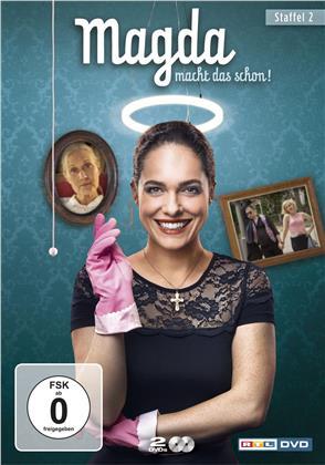 Magda macht das schon - Staffel 2 (2 DVDs)