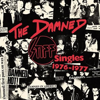 The Damned - The Stiff Singles 1976-1977 (Boxset, 5 LPs)