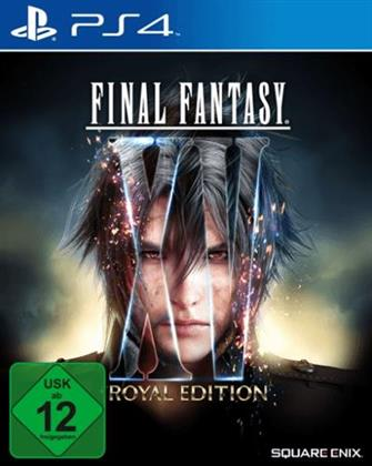 Final Fantasy XV (German Royal Edition)