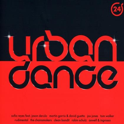 Urban Dance - Vol. 24 (3 CDs)