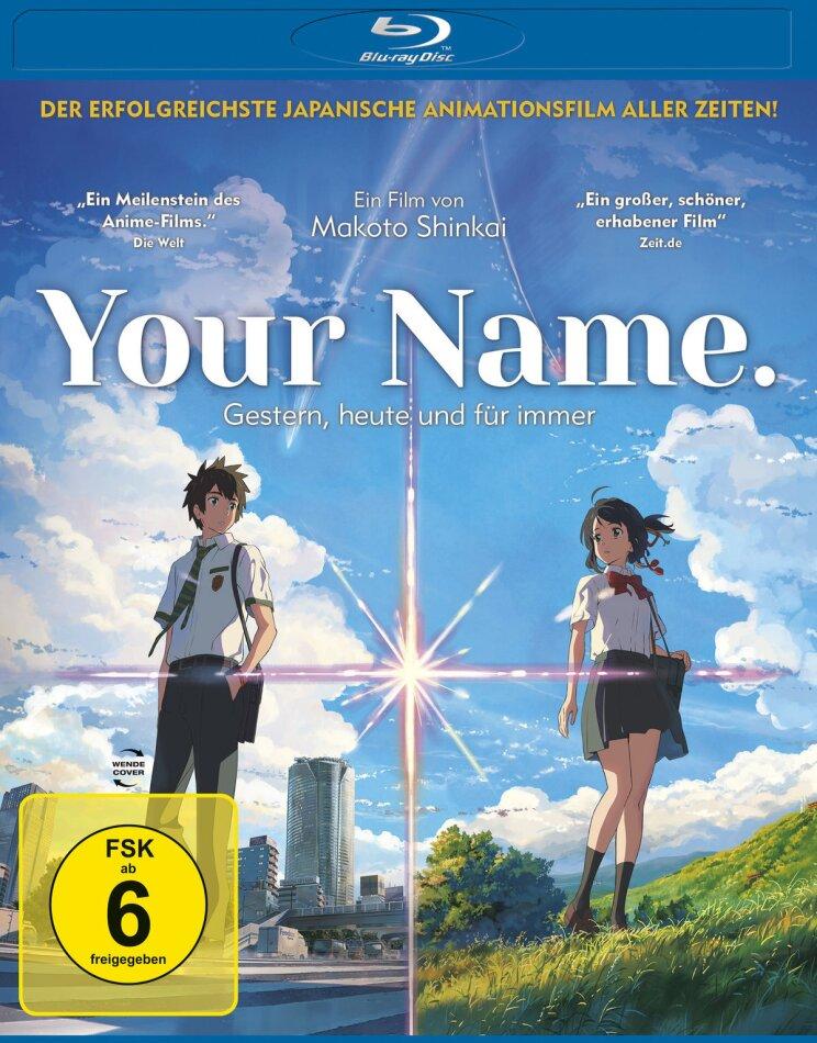 Your Name. - Gestern, heute und für immer (2016)