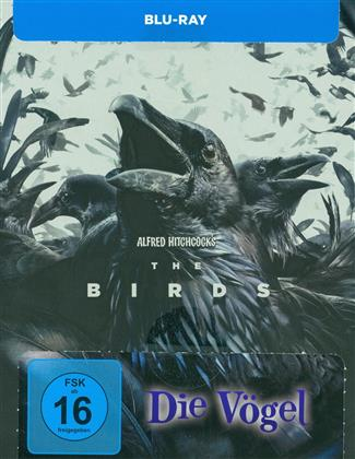 The Birds - Die Vögel (1963) (Edizione Limitata, Steelbook)