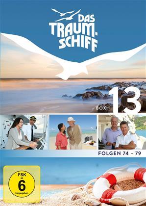 Das Traumschiff - Box 13 (3 DVDs)