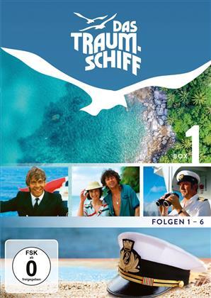 Das Traumschiff - Box 1 (3 DVDs)